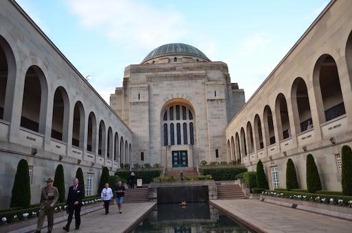 Canberra オーストラリアで教育水準の高い街といえば首都キャンベラ!美術館好きにはたまらない。