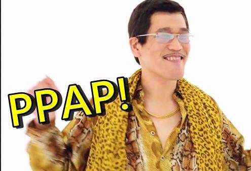 【PPAP】海外でも大人気!世界中で大ブームのピコ太郎 動画
