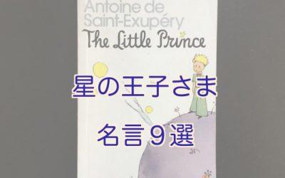 しくじり先生でオリラジ中田も絶賛の【星の王子さま】何度も読み返したくなる名言9選