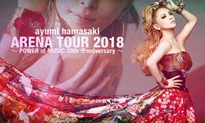 【浜崎あゆみ】ayumi hamasaki Just the beginning -20- TOUR あゆが20周年を目前に伝えたかったことっていったいなんだろう