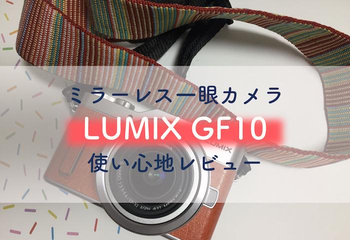 LUMIX ミラーレス一眼カメラ購入!初心者が選んだポイントと使い心地レビュー