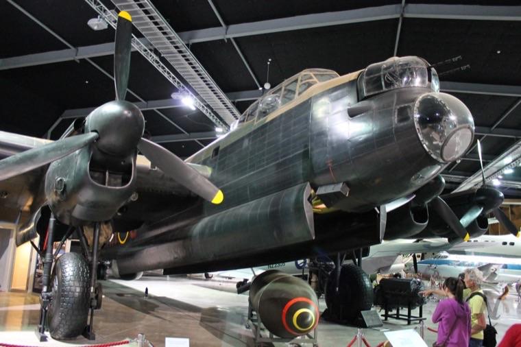 MOTATに展示してある飛行機